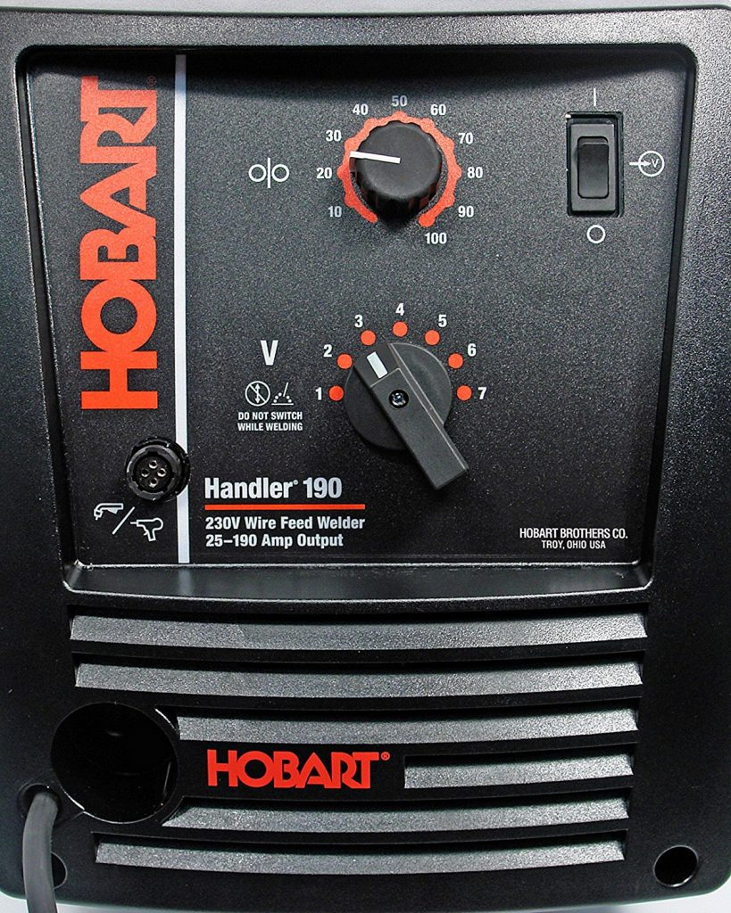 hobart handler 190 review