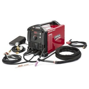 lincoln square wave tig 200 review