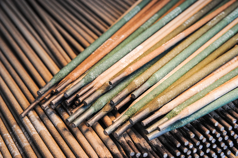 stick welding electrode selection