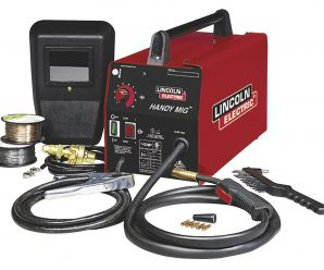 Lincoln Electric K2185-1 Handy MIG Review